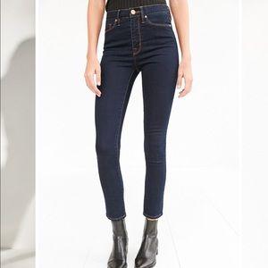 BDG High-Rise Twig Skinny Jeans